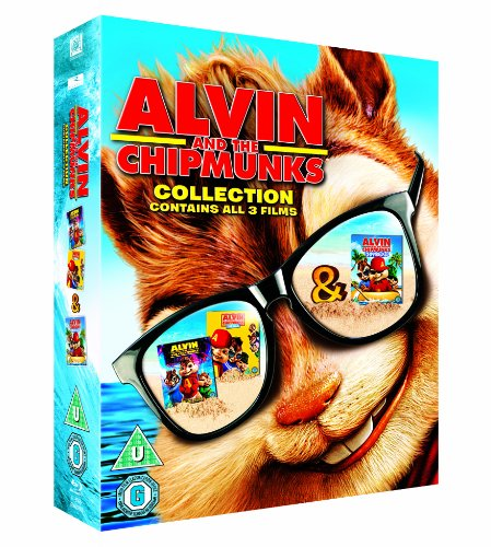 Alvin And The Chipmunks Triple Pack [blu-ray] Blu-ray