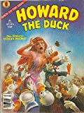 img - for Howard the Duck Magazine #6 book / textbook / text book