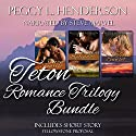 Teton Romance Trilogy Bundle: Includes Yellowstone Proposal (Short Story) Audiobook by Peggy L. Henderson Narrated by Steve Marvel