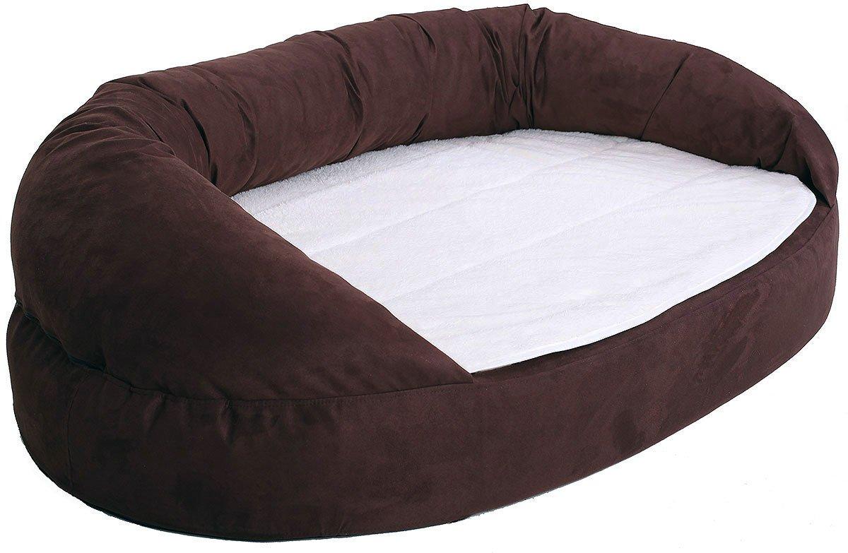 orthop disches hundebett von knuffelwuff erster eindruck. Black Bedroom Furniture Sets. Home Design Ideas