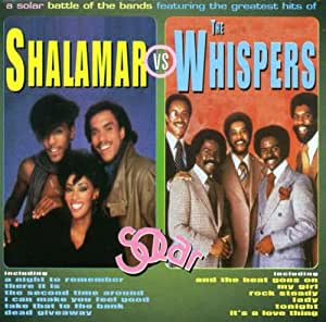 Shalamar Whispers Shalamar Whispers Greatest Hits