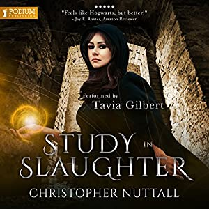 Study in Slaughter Audiobook