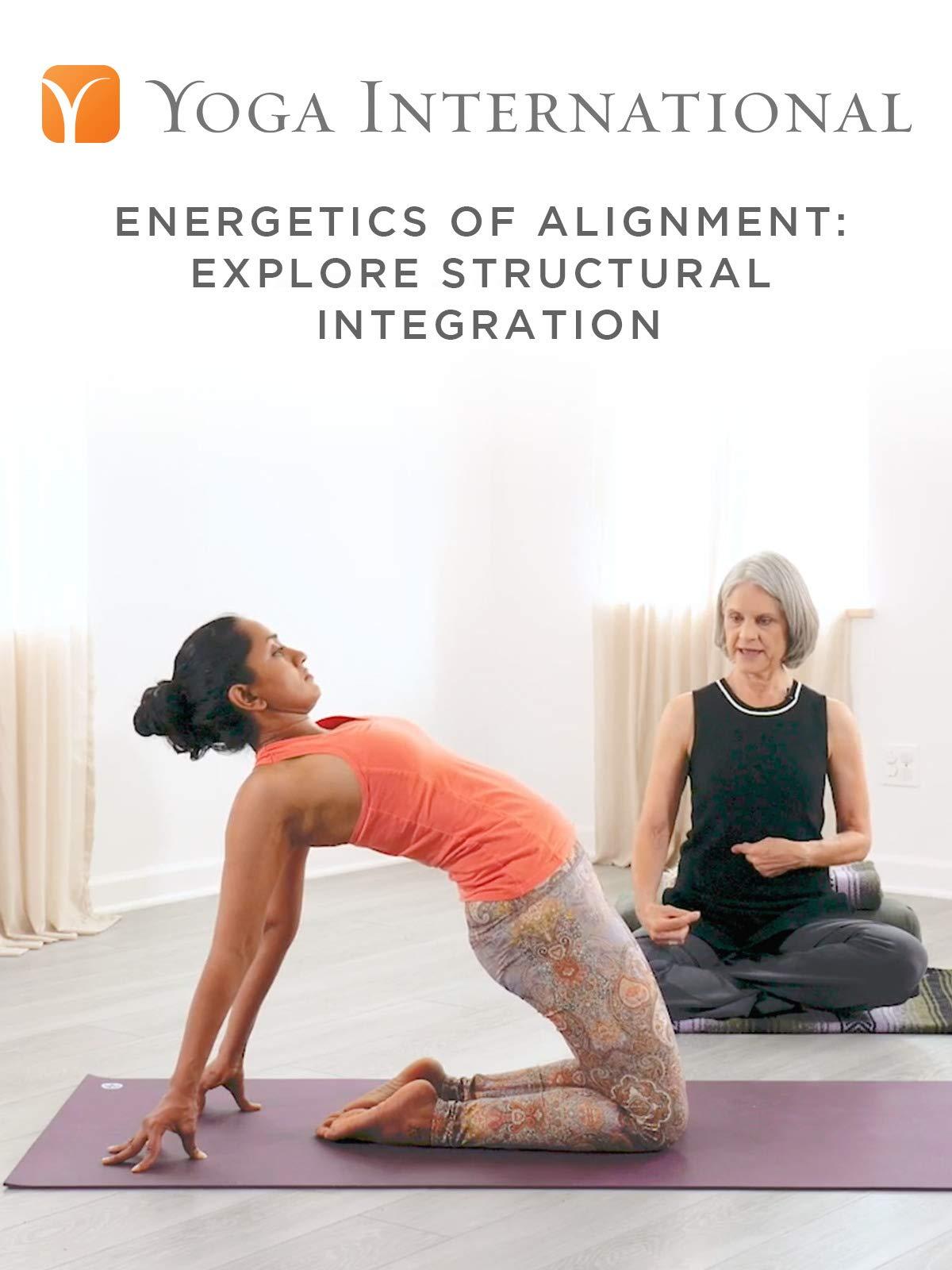 Energetics of Alignment: Explore Structural Integration