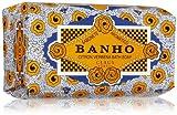 Claus Porto Deco Collection Banho - Citron Verbena Bath Soap-12.3 oz.