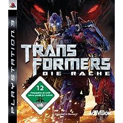 Transformers - Die Rache für PS3