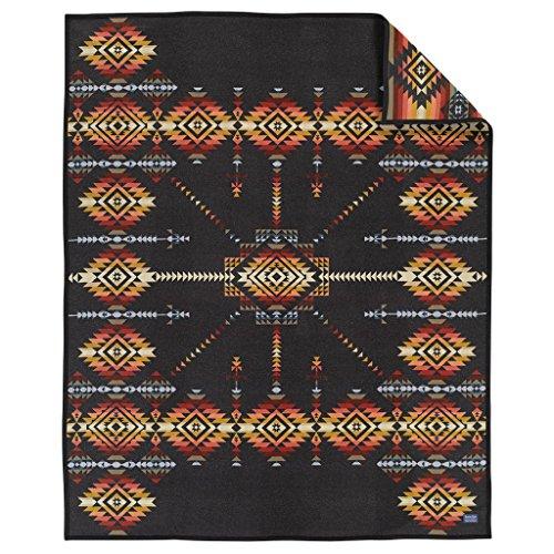 Pendleton Pueblo Dwelling Heritage Blanket, Twin front-173139