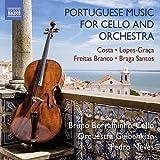 チェロと管弦楽のためのポルトガルの音楽集