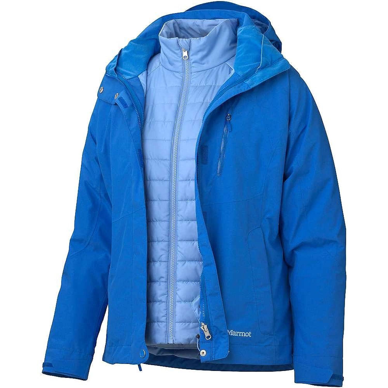 Marmot Wm's Alpen Component Jacket, Größe M, Blue Bay