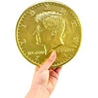 Palmer Giant 16 oz Gold Coin Chocolate