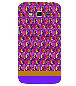 PrintDhaba Owl pattern D-1835 Back Case Cover for SAMSUNG GALAXY GRAND 2 (Multi-Coloured)