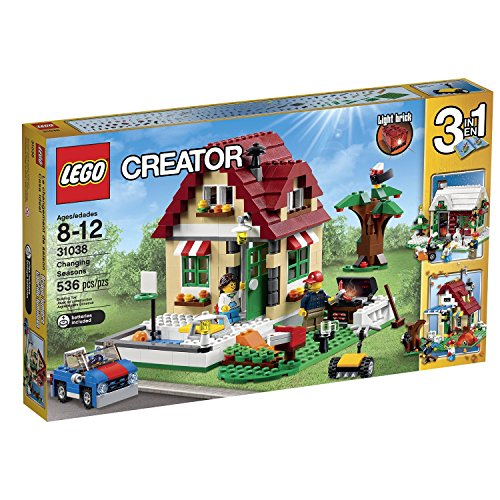 LEGO-Creator-31038-Changing-Seasons-Building-Kit