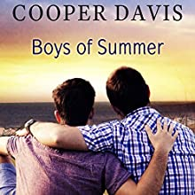 Boys of Summer (       UNABRIDGED) by Cooper Davis Narrated by Brian Pallino