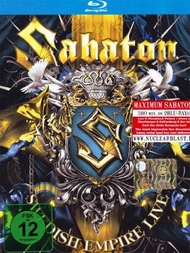 Sabaton - Swedish Empire Live(digipack)