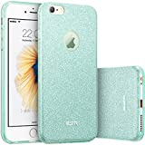 iPhone 6S Case,iPhone 6 Case,ESR® Ultra Thin iPhone 6 6s Glitter Bling Sparkle Protective Case Cover for 4.7 inches iPhone 6/6s (Green)