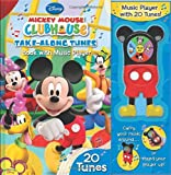 img - for Disney Mickey Mouse Clubhouse Take Along Tunes book / textbook / text book