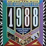 Greatest Hits of 1988 Tiffany, Rick Astley, Taylor Dayne, Kylie Minogue, Sabrina.. [VINYL]