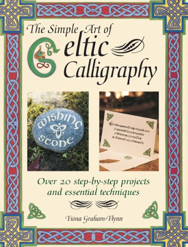Comparamus the simple art of celtic calligraphy step