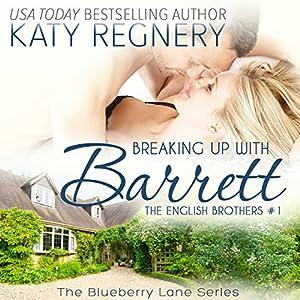 Breaking Up with Barrett Audiobook
