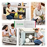 Glide-Signs-DISHWASHER-Magnet-CLEAN-DIRTY-Sign-Indicator-Elegant-Aluminum-Kitchen-Gadgets-for-Dishes-Cleaning-Home-Organizer-for-Dish-Washer-Magnetic-and-Adhesive-Backing-Works-on-ALL-Dishwashers