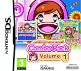 Cooking Mama Double Pack Volume 1 with Cooking Mama 2 and Gardening Mama (Nintendo DS)