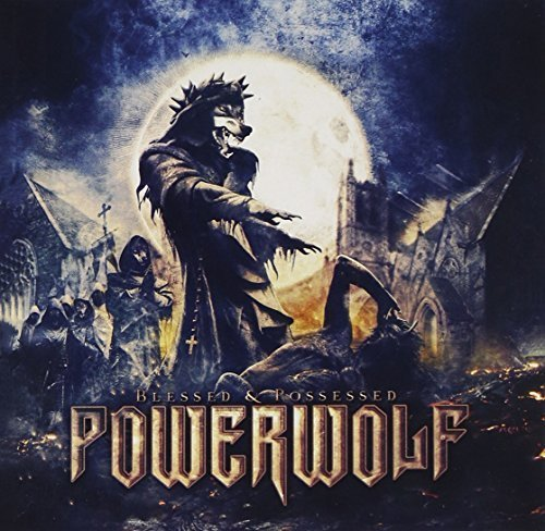 Powerwolf - Blessed & Possessed (2CDS) [Japan CD] MICP-90088 by POWERWOLF (2015-07-22)