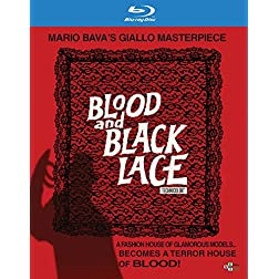 Blood And Black Lace [Blu-ray]