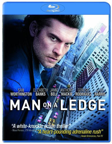 Man on a Ledge [Blu-ray]