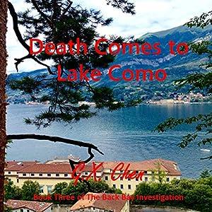 Death Comes to Lake Como Audiobook