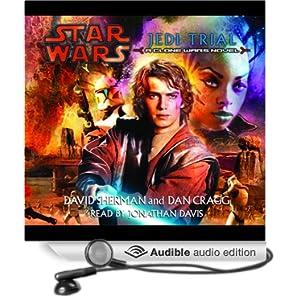 : Jedi Trial: A Clone Wars Novel [Abridged] [Audible Audio Edition