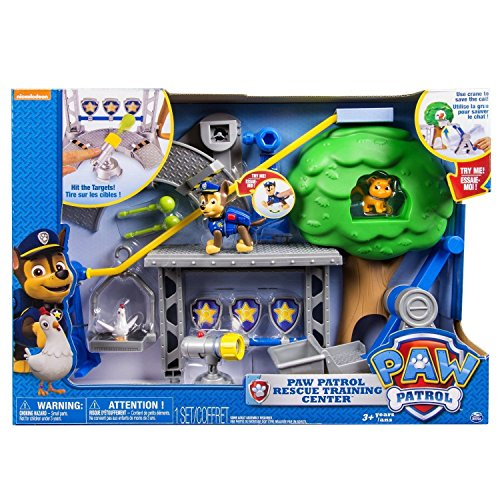 NEW Paw Patrol Rescue Training Center Playset - Free Shipping - 1