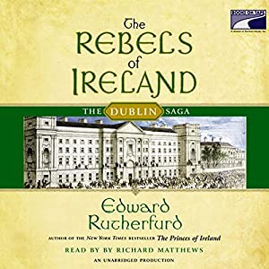 The Rebels of Ireland Audiobook