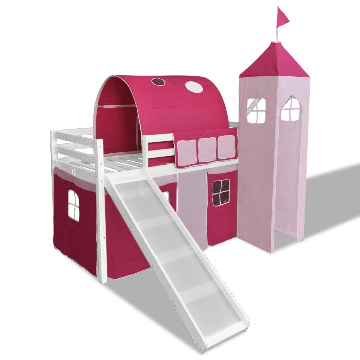 Kinderbett Hochbett Spielbett Jugendbett Kinderhochbett günstig
