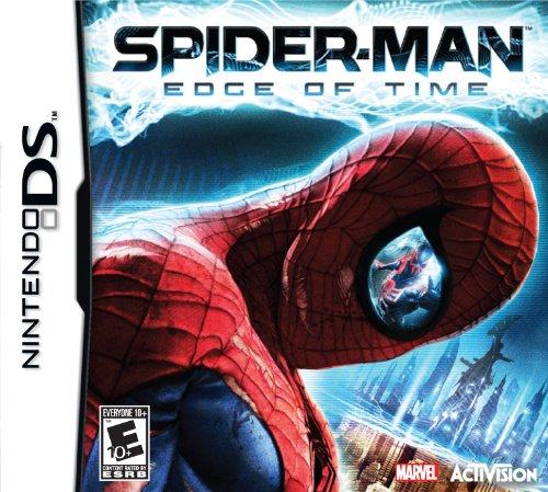 Spiderman Edge Of Time - Nintendo DS