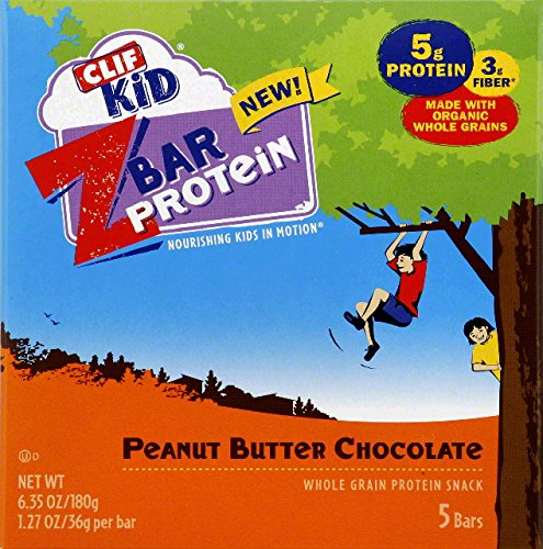 Z Bar Protein Bar Peanut Butter Chocolate (Pack of 6)
