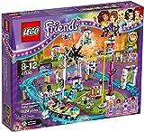 レゴ(LEGO) フレンズ 41130 遊園地 ジェットコースター キット(1124ピース) [並行輸入品]