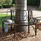 Park Avenue Collection Roundabout Garden Bench