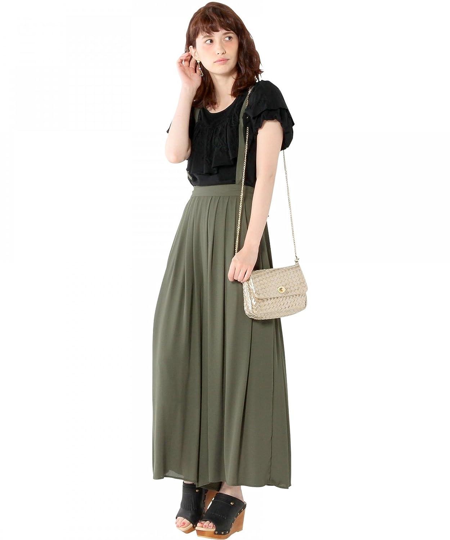 (アナザーエディション) Another Edition AEBC AIRY サスペンダー PT 56141992039 67 Olive フリー : 服&ファッション小物通販 | Amazon.co.jp