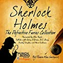 Sherlock Holmes: The Definitive Furies Collection: Twenty Sherlock Holmes Crime Mysteries Together in One Complete Book, Book 1 Audiobook by Pennie Mae Cartawick Narrated by  Punch Audio, Marc Cashman, Alex Hyde-White, R.C. Bray, Gerry O'Brien, Freddy Douglas