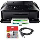 Canon PIXMA MX922 Wireless Inkjet Office All-In-One Printer (MX922, color ink kit) (Color: color ink kit, Tamaño: MX922)