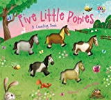 img - for Five Little Ponies book / textbook / text book
