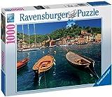 Harbor in Portofino, Italy 1000 PC Puzzle