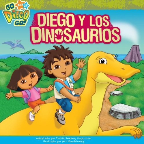 Diego y los Dinosaurios = Diego's Great Dinosaur Rescue (Go, Diego, Go!)
