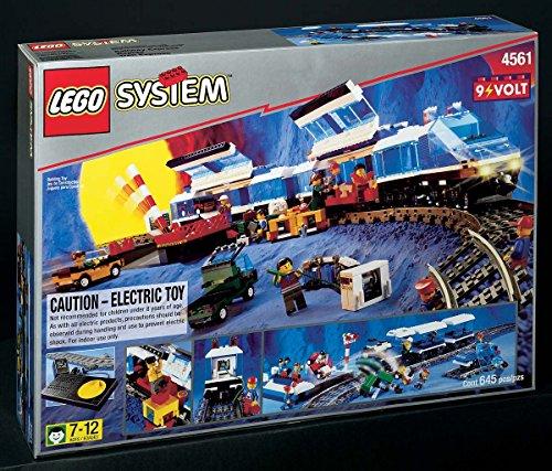 Lego Railway Express Train #4561