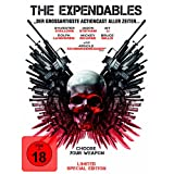 "The Expendables (Limited Special Edition, Steelbook) [Blu-ray]von ""Sylvester Stallone"""