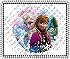 1/4 ~ Disney Frozen Sisters Birthday ~ Edible Image Cake/Cupcake Topper!!!