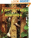 A Rainforest Habitat (Paperback) (Int...
