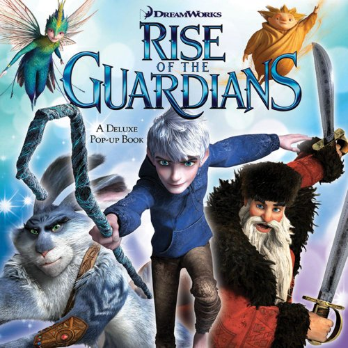 Dreamworks Rise of the Guardians Deluxe Pop-up