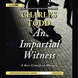 An Impartial Witness Audiobook