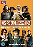 Horrible Histories - Series 6: Rotten Rulers [DVD]