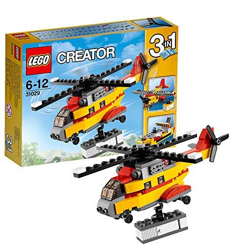 レゴ クリエイター カーゴヘリ 31029